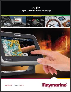Raymarine a65 Color Brochure